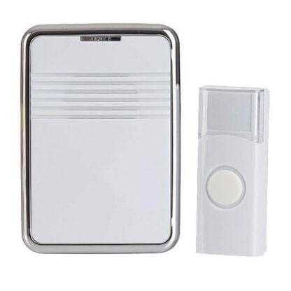 240VAC Plug-in Wireless Doorbell