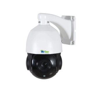 2MP PTZ with 60 Meter IR Night Vision and 18x Zoom