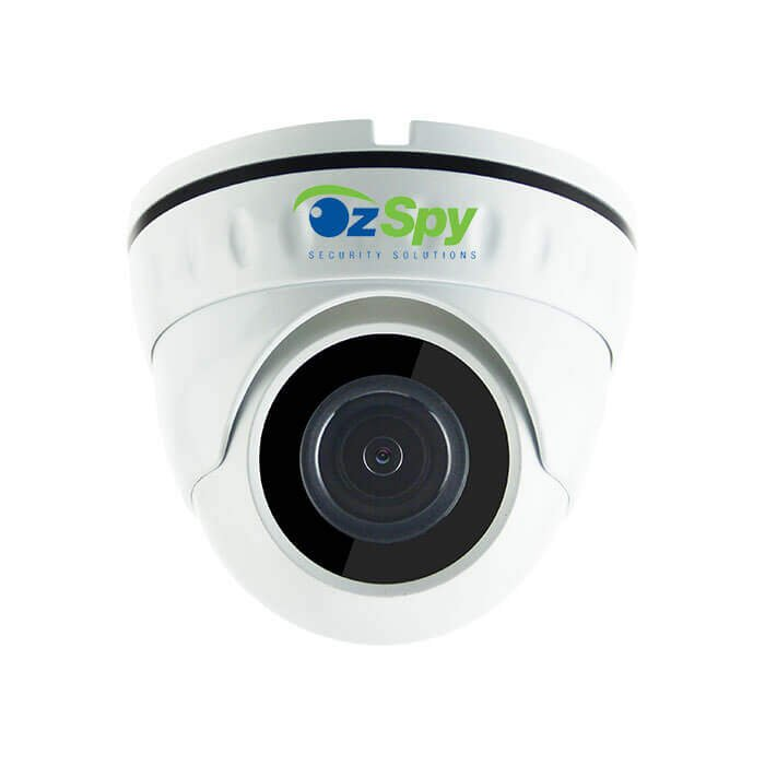 5MP Indoor Outdoor 2.8mm TVI CCTV Security Dome Camera