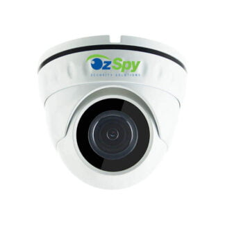 8MP IP CCTV Security Dome Camera with SD and 20m IR