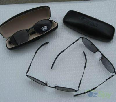 Follow from the Front Spy Glasses