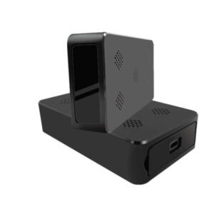 FHD Black Box Concealed Camera Motion WIFI and 10 Hr Battery