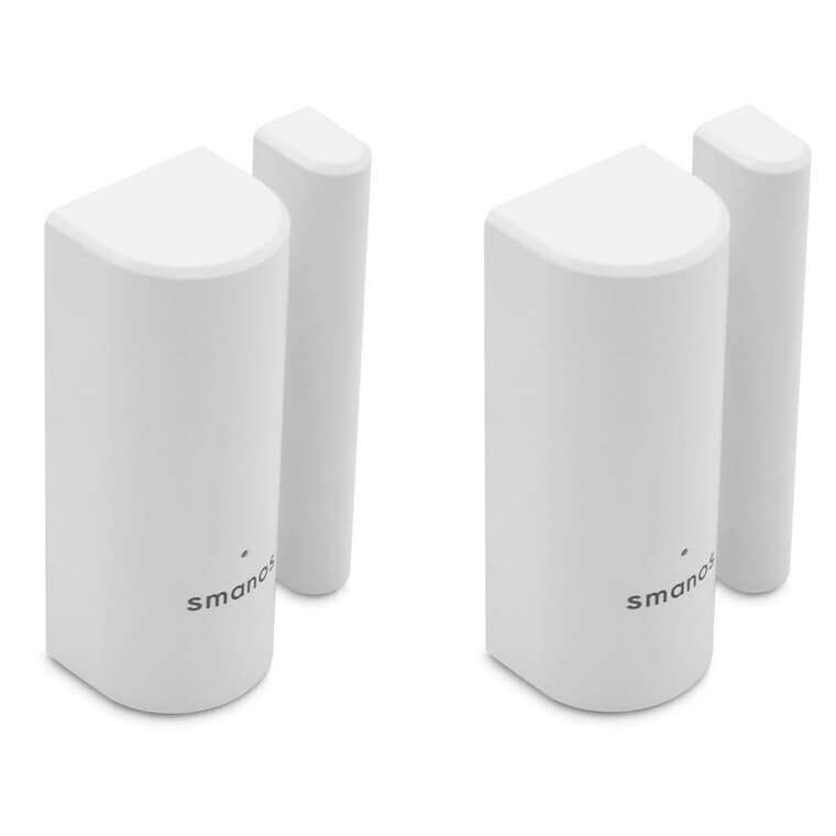 Smanos Wireless Door and Window Sensors