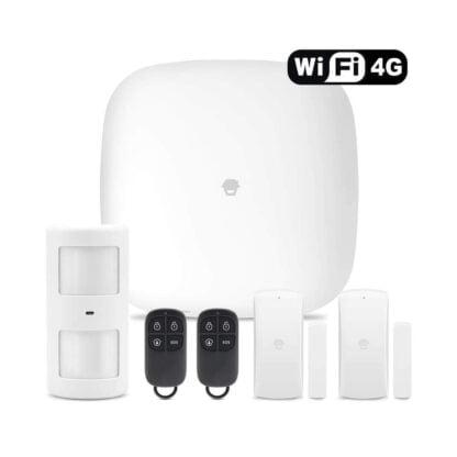 Chuango WIFI 3G 4G Wireless DIY Smart Home Security Alarm