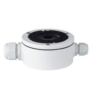 Weather Sealed White 145mm Camera Base Junction Box