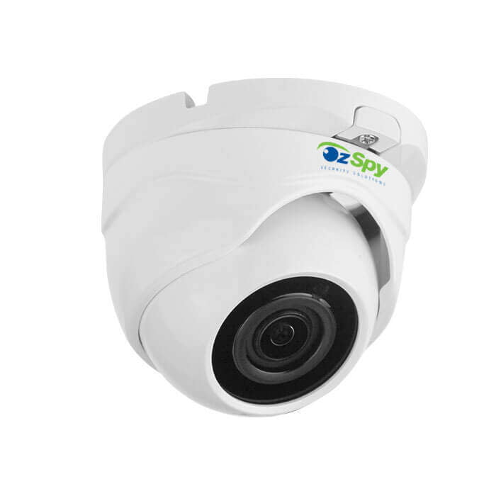 5MP Indoor Outdoor TVI CCTV Security Dome Camera