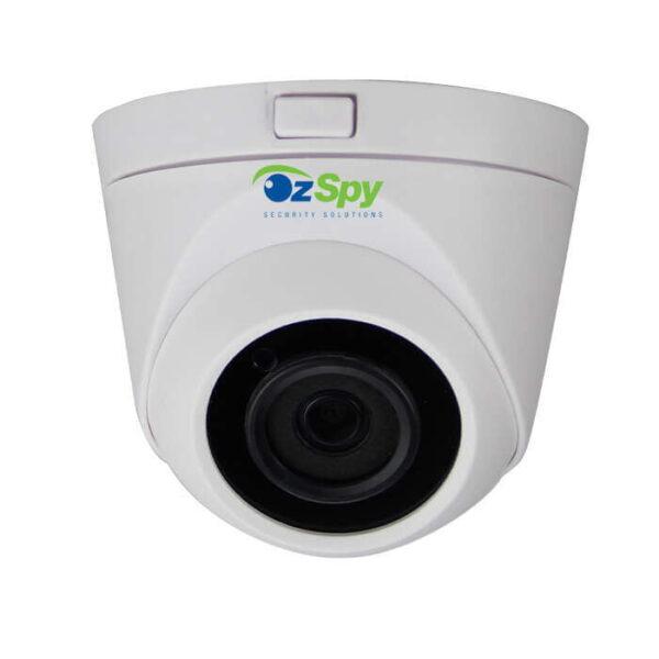 5MP Indoor Outdoor 2.8mm TVI CCTV Security Dome Camera