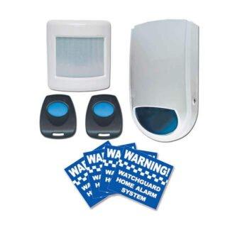 Watchguard SENTINAL Wireless Home Alarm System