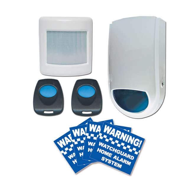 Watchguard SENTINAL Wireless Home Alarm System