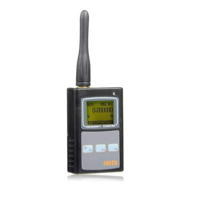 Portable Frequency Counter for Two Way Radio