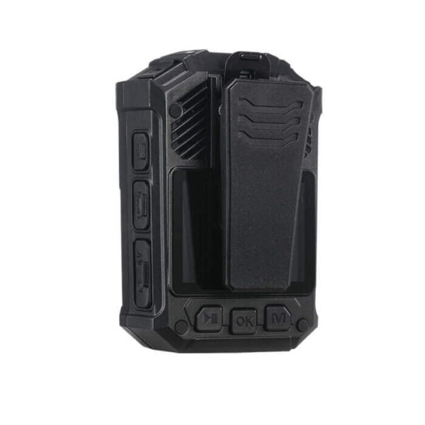 Compact Security and Law Enforcement Body Worn Video Recorder