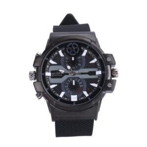 2K 1296P Super HD 16GB Spy Camera Watch