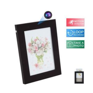 Photo Picture Frame Hidden Spy Camera