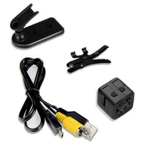 Mini 1080P 2MP Cube Camera with Motion Detection