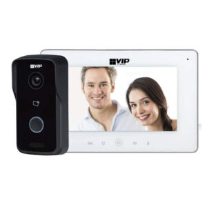 Complete Residential IP Intercom Kit with WiFi with Mobile View