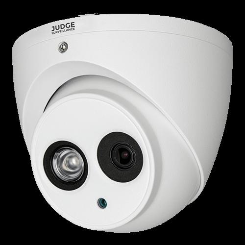 Judge 8 Camera 1080P Full HD Security Camera DIY Kit