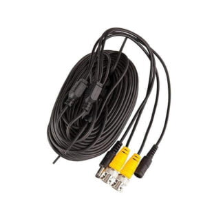 Economy 18m CCTV Video and Power Cable