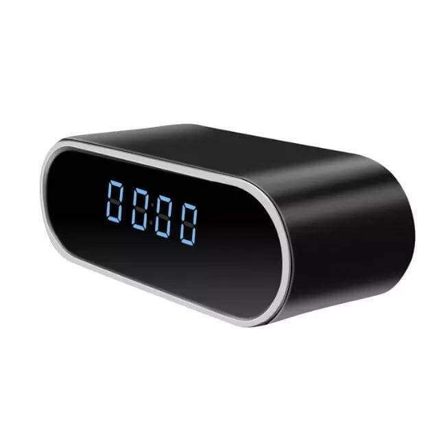 WiFi 1080P HD Desk Spy Clock Hidden Camera with P2P Remote View