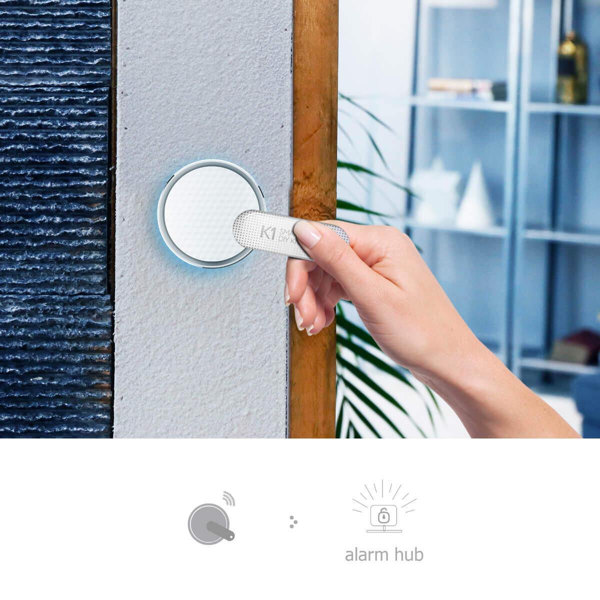 Smanos RFID Reader Plus 2 tags