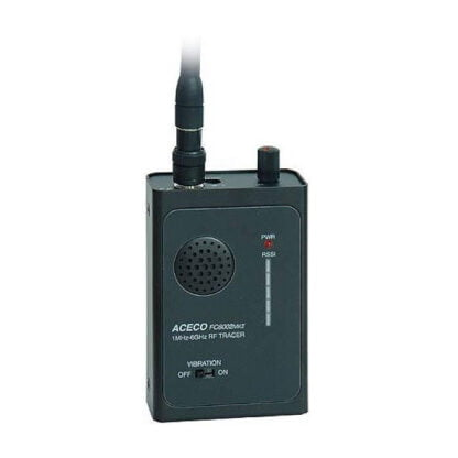 Quality RF Bug Detector and Wireless Camera Detector
