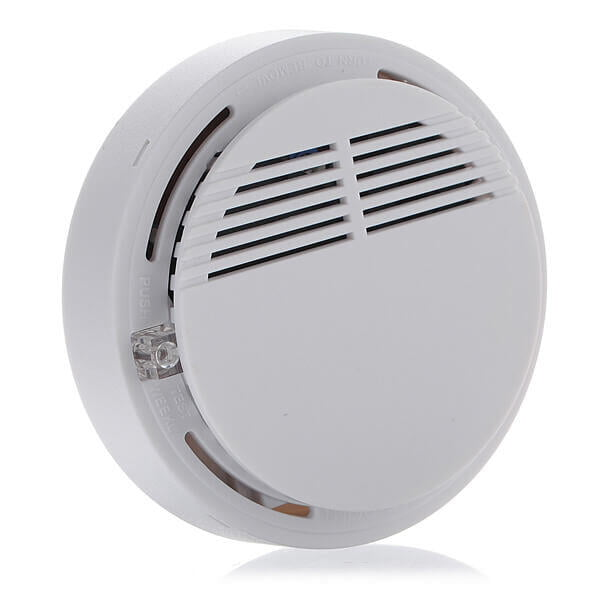 Wi-Fi Full HD 1080p IP Concealed Smoke Detector Hidden Camera