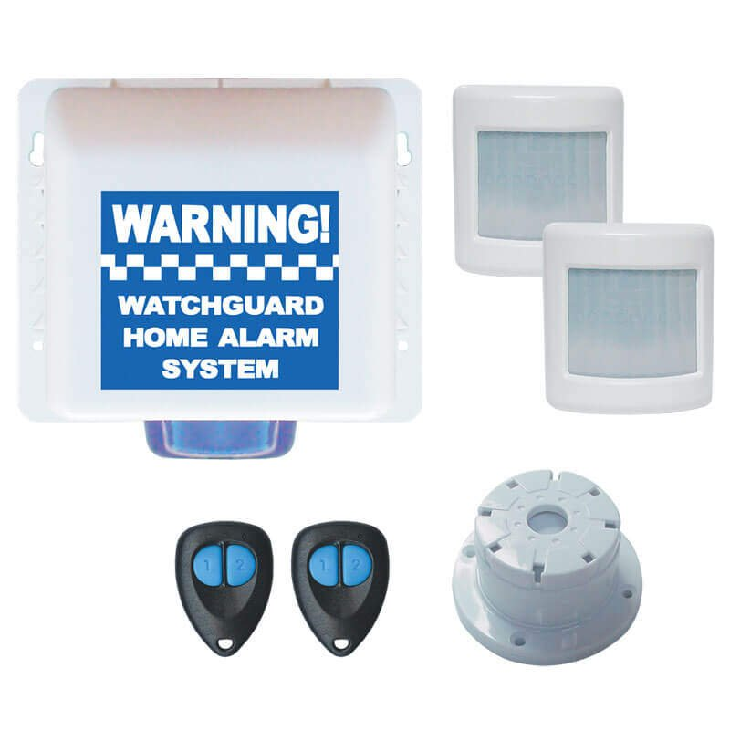 Watchguard Wireless Home Office Alarm System