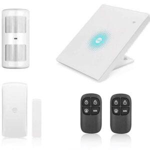 Chuango AW1 Plus WiFi Home Security Alarm