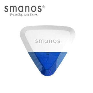 Smanos Wireless Outdoor Strobe Siren