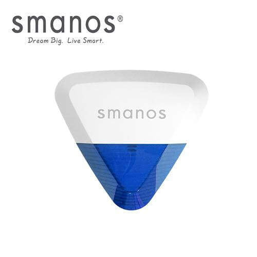 Smanos Wireless Outdoor Strobe Siren