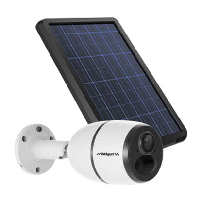 Watchguard Reolink 1080p Wireless Solar Powered & 4G Bullet