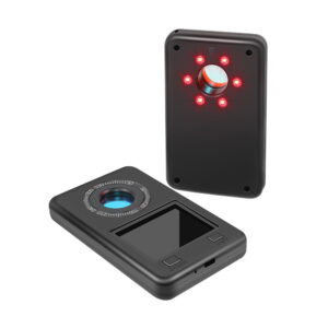 Spy Camera Detector Night Vision Light Detection IR Scanning