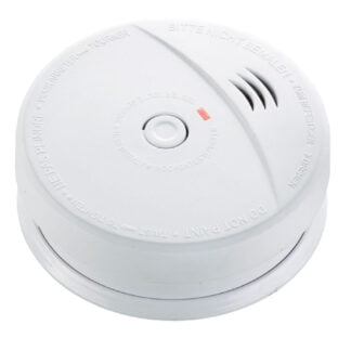 2MP 1080P WIFI Smoke Detector Security Camera with P2P