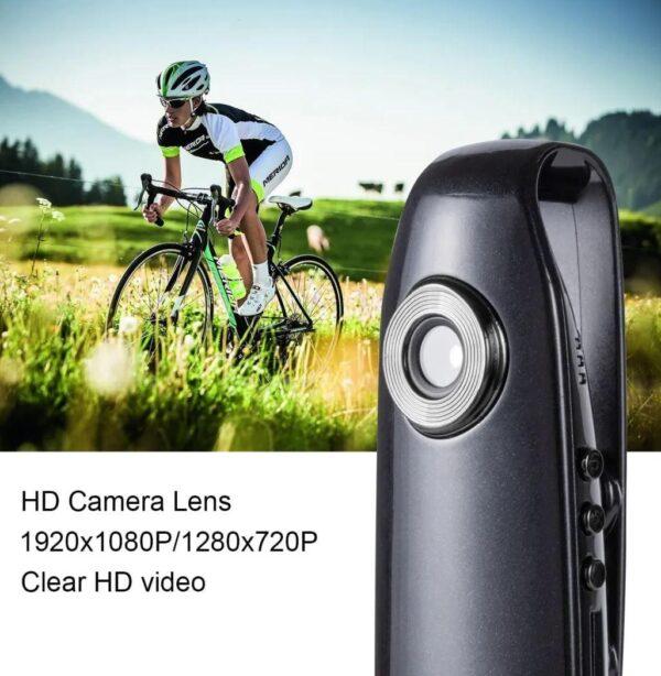 Mini Wearable Spy Cam Body Camera