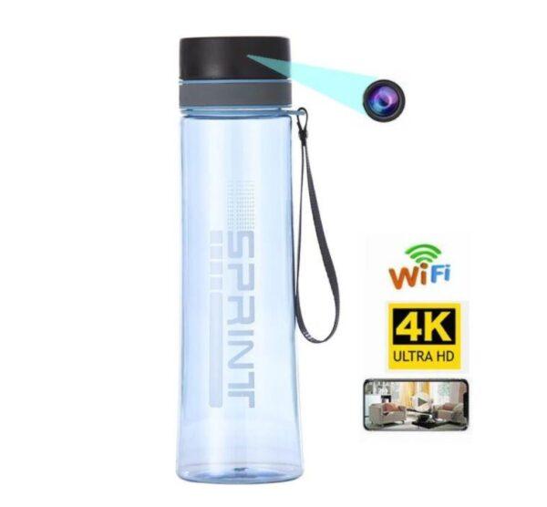 Real Water Bottle Hidden Mini Spy Camera