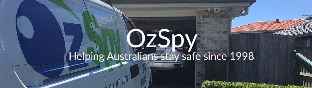 OzSpy Spy Shop