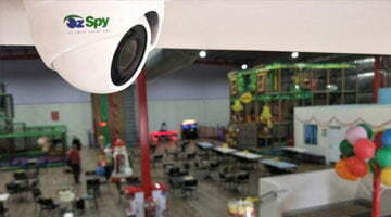 Bussiness Security System Installation